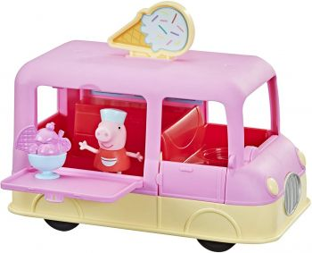 Peppa Pig Peppa's Adventures Ice Cream Truck F2186