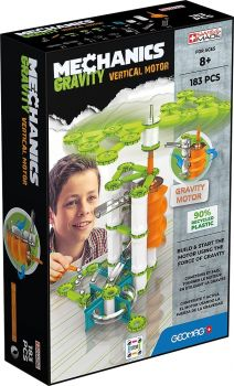 Geomag Mechanics Gravity RE Vertical Motor 183 00764