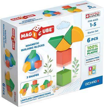 Geomag Magicube Shapes Starter Set 6pcs 00200