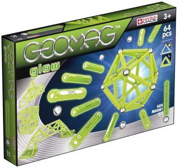 Geomag Glow Magnetic Blocks 64pcs 00336