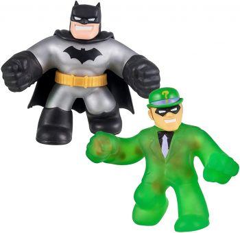 Heroes of Goo Jit Zu DC Metallic Batman Vs The Riddler 41228