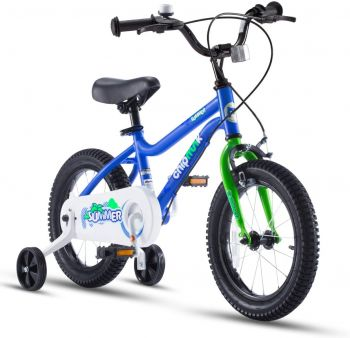 Chipmunk Bicycle MK 14inch Blue Online in UAE