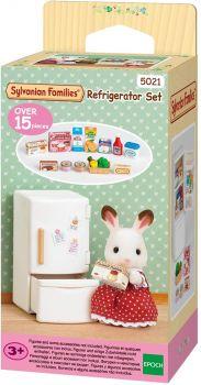 Sylvanian Families Refrigerator Set 5021