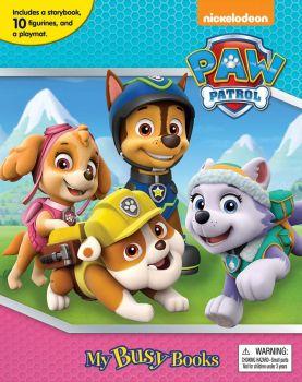 Nickelodeon Paw Patrol Girls My Busy Books 2764334621