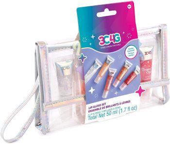 3C4G Holowave Lip Gloss 5-pack 10005