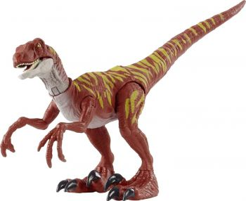 Jurassic World Camp Cretaceous Savage Strike Velociraptor GCR54/HBX31