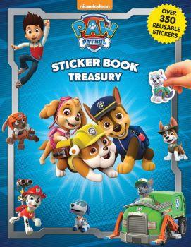 Nick Jr. Paw Patrol Sticker Book Treasury 2764333889