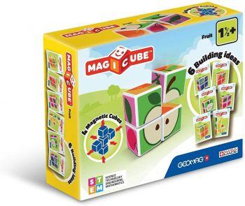 Geomag Magnetic Magicube Fruit Blocks 00131
