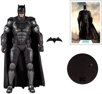 DC Comics Justice League Movie Figure - Batman TMP-15092