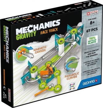 Geomag Mechanics Gravity RE Race Track 67 00760