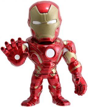 Jada Marvel Ironman Figure 4inch 253221010