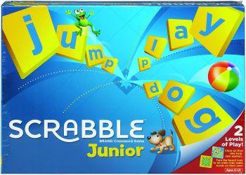 Scrabble Junior Game online in Abu Dhabi