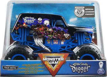 Monster Jam 1-24 Scale Die-Cast Monster Truck Assorted Online in UAE