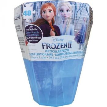 Disney Frozen 2 Lenticular Puzzle 48 Pieces Online in UAE