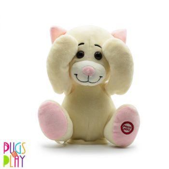 Pugs at Play Peek-a-Boo Chloe the Cat ST-PAP19