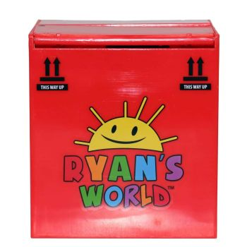 Ryan's World Ryans Special Delivery UNBOXED Mystery Mini Figure Golden 79771
