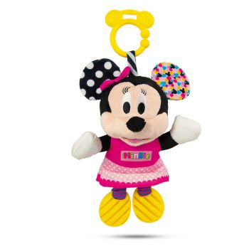 Clementoni Disney Baby Minnie 1st Interactive Plush - Online in UAE