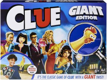 Giant Clue Game 6062876