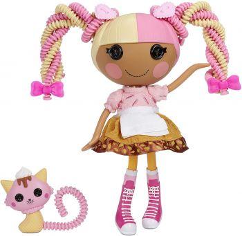 Lalaloopsy Silly Hair Doll Scoops Waffle Cone MGA-576938