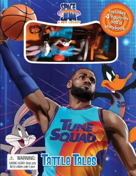 Space Jam A New Legacy Tattle Tales Book 2764353545