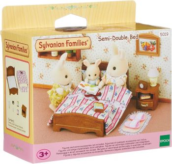Sylvanian Families Double Bed 5019