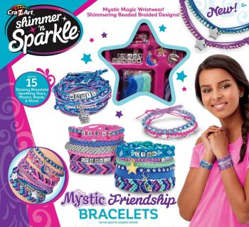Shimmer n Sparkle Mystic Madness Friendship Bracelet Online in UAE