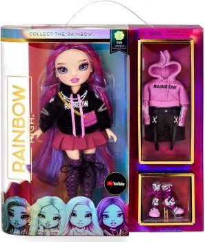 Rainbow High Fashion Doll Orchid Emi Vanada MGA-575788