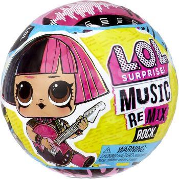 LOL Surprise! Remix Rock Dolls with 7 surprises MGA-577522