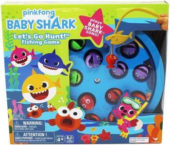 Baby Shark Fishing Game Online in UAE