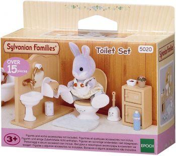 Sylvanian Families Toilet Set 5020