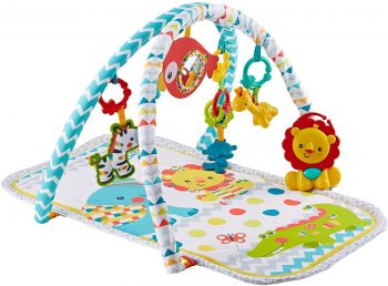 Fisher Price 3-in-1 Musical Activity Gym DPX75