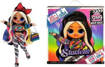 LOL Surprise! OMG Movie Magic Starlette Fashion Doll MGA-577911