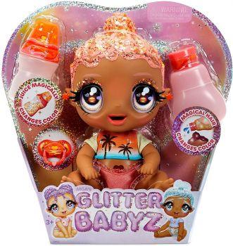 Glitter Babyz Solana Sunburst Doll MGA-577294