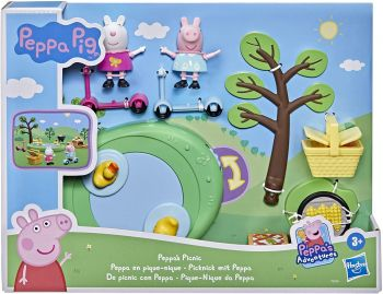 Peppa Pig Peppa's Picnic Playset F2516