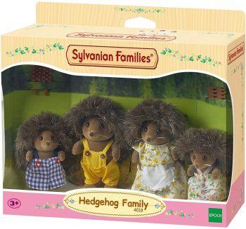 Sylvanian Families Hedgehog Family 4018
