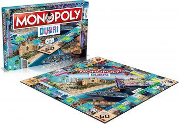 Winning Moves Monopoly Dubai Online in UAE