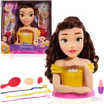 Disney Princess Deluxe Belle Styling Head JP-87357