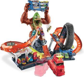 Hot Wheels City Assault Of Gorilla GTT94