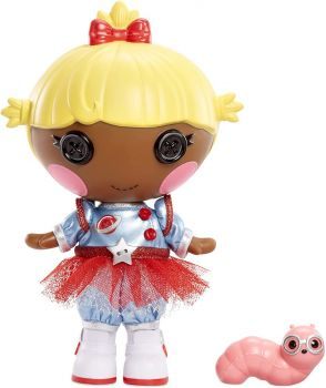 Lalaloopsy Littles Doll Comet Starlight Little Sister MGA-577331