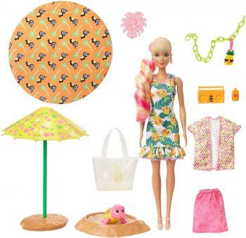Barbie Ultimate Color Reveal Foam Doll - Pineapple Scent GTR91