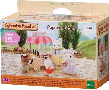 Sylvanian Families Popcorn Cart 4610