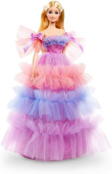 Barbie Signature Birthday Wishes Collector Doll GTJ85