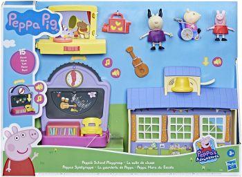 Peppa Pig Peppas School Playgroup Playset F2166