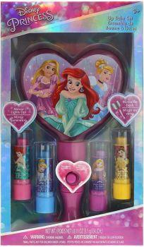 Disney Princess Sparkly Lip Balm with Light up Mirror & Makeup DP2730GB