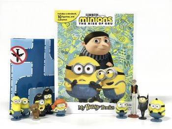 Minions 2 My Busy Book 2764351046