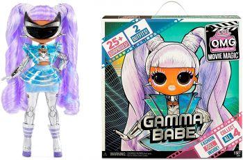 LOL Surprise! OMG Movie Magic Gamma Babe Fashion Doll MGA-577898