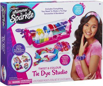 Shimmer N Sparkle Twist & Colour Tie Dye Studio 65542