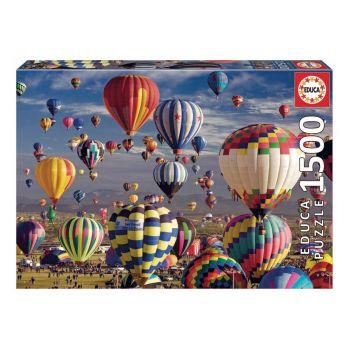 Educa Hot AIr Balloons 1500pc Jigsaw Puzzle
