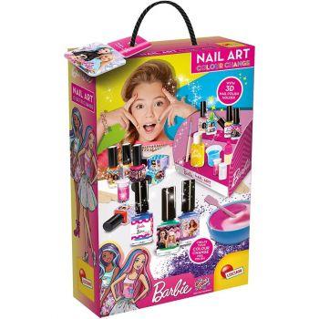 Lisciani Barbie Nail Art Color Change 86016