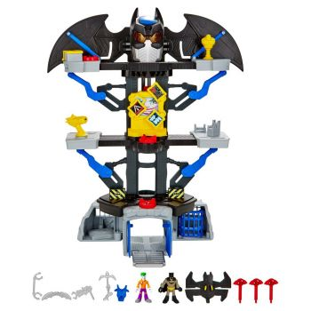 Imaginext DC Super Friends Transforming Batcave online in Abu Dhabi